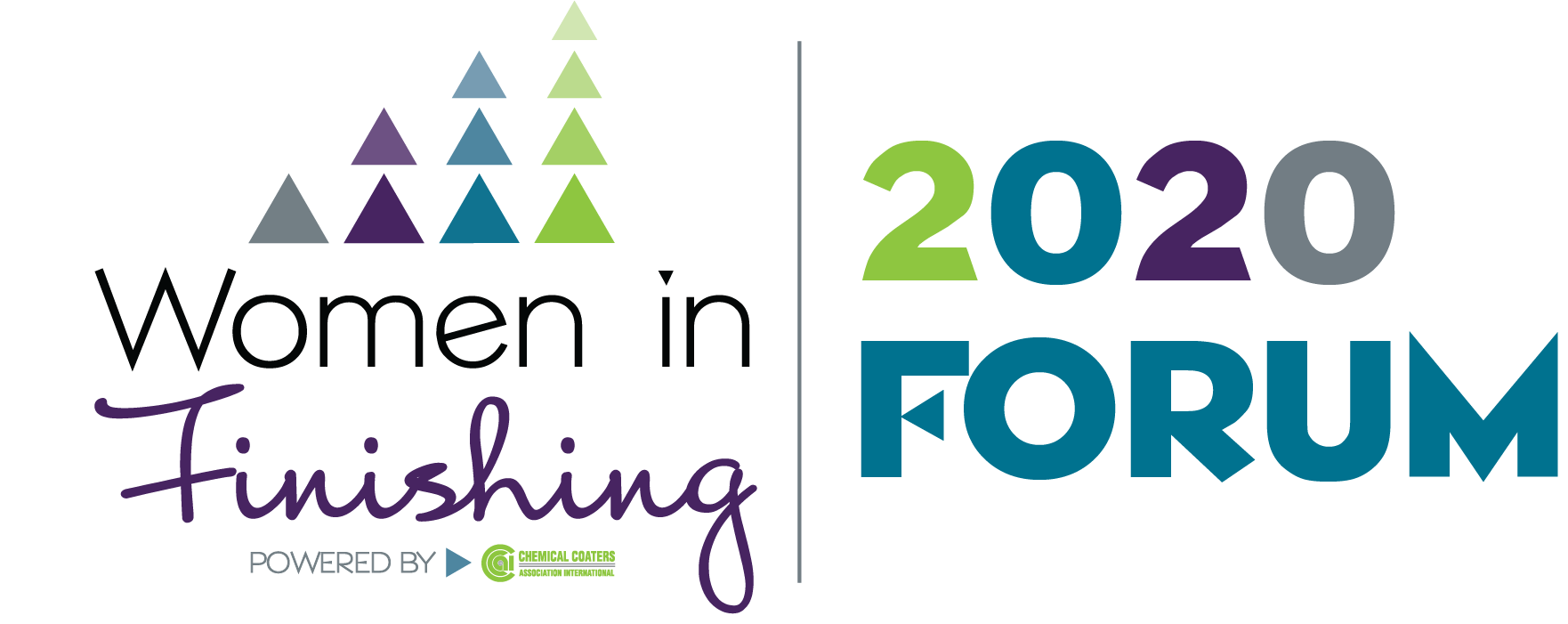 2020 Women in Finishing FORUM Logo